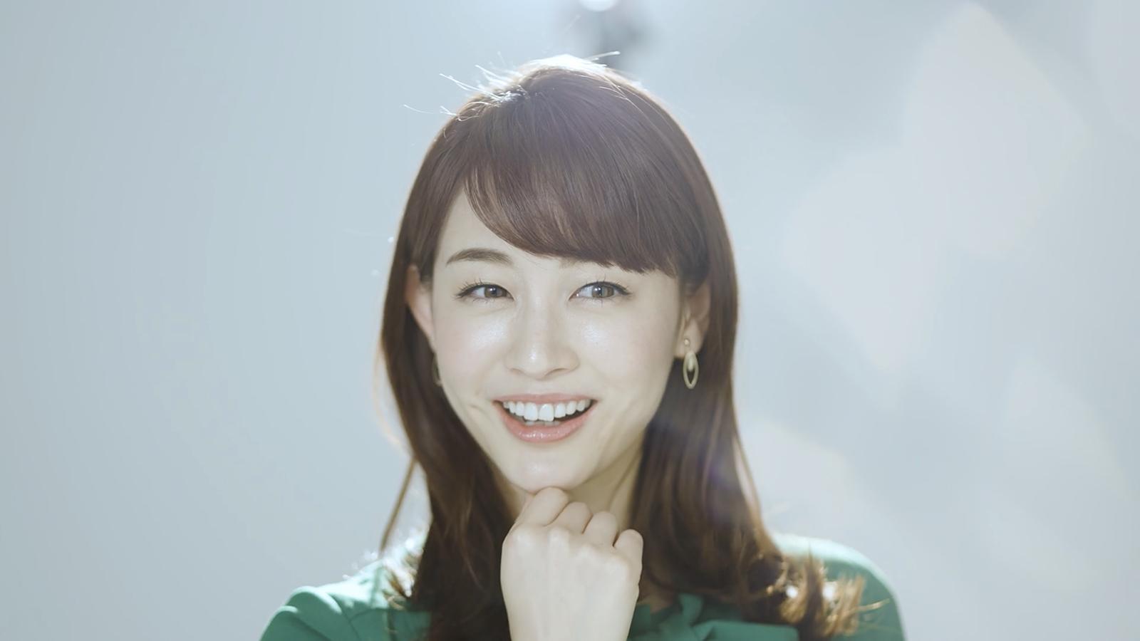 オフィシャルファンサイト リニューアル記念映像新井恵理那 篇